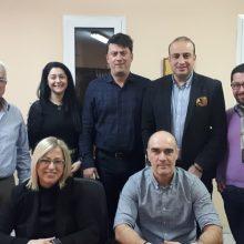Συγκροτήθηκε σε σώμα η νέα Διοίκηση του 5ου Περιφερειακού Τμήματος Δυτικής Μακεδονίας στο Οικονομικό Επιμελητήριο – Πρόεδρος ο Δημήτριος Κοεμτζόπουλος