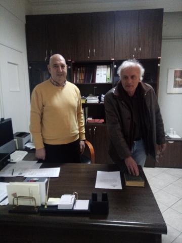 """Νέο ιατρικό προσωπικό προσλήφθηκε στο Γενικό Νοσοκομείο Κοζάνης """"Μαμάτσειο"""""""