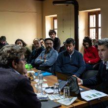 Το LIFE ARCPROM στις Πρέσπες: Συνάντηση συντονισμού και επίδειξη με σκύλο ανίχνευσης δηλητηριασμένων δολωμάτων