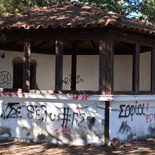 Τσοτύλι Βοΐου: Εικόνες εγκατάλειψης, εδώ και πολλά χρόνια, στο λόφο του Γυμνασίου (Φωτογραφίες)