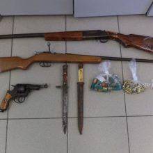 Φλώρινα: 53χρονος είχε αφαιρέσει δυο (2) μεταλλικά θερμαντικά σώματα (μανιτάρια) εξωτερικού χώρου, ιδιοκτησίας 36χρονου – Συνελήφθη για παράβαση του νόμου περί όπλων
