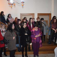 Τη βασιλόπιτά της για το 2020 έκοψε την Τρίτη 21 Ιανουαρίου, στο Αρχοντικό Γρηγορίου Βούρκα στην Κοζάνη, η Εφορεία Αρχαιοτήτων (Φωτογραφίες)