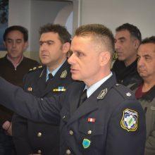 Καστοριά: Τους απονεμήθηκε το μετάλλιο «Αστυνομικό Αριστείο Ανδραγαθίας»