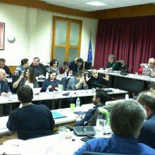 Ειδική συνεδρίαση του Δημοτικού Συμβουλίου του Δήμου Σερβίων, τη Δευτέρα 27 Ιανουαρίου