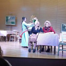 kozan.gr: Πτολεμαίδα: Η ποντιακή κωμωδία, γεμάτη έρωτα, «Τη Ψης -ι- μ' η Σεβντα», παρουσιάστηκε, το βράδυ της Τετάρτης 22/1, στο αμφιθέατρο του Ποντιακού συλλόγου Πτολεμαΐδας (Βίντεο & Φωτογραφίες)