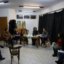 "kozan.gr: Koζάνη: Προετοιμάζεται η θεατρική ομάδα ""Ταξιδευτές του Θεάτρου"" για την παράσταση «Ασκητική» (Ν. Καζαντζάκης) που θα παρουσιαστεί, την Κυριακή 16 Φεβρουαρίου στην Αίθουσα τέχνης Κοζάνης – Η υπεύθυνη της ομάδας Γ. Γκουτζιαμάνη, το βράδυ της Τετάρτης 22/1, ανέλυσε σημαντικά στοιχεία του κειμένου που θα παρουσιαστούν επί σκηνής  (Φωτογραφίες & Βίντεο)"