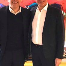 kozan.gr: Στην Κουμουνδούρου ο Θ. Καρυπίδης – Συναντήθηκε με τον πρώην Πρωθυπουργό  Α. Τσίπρα (Φωτογραφία)