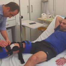 kozan.gr: Σε προγραμματισμένη χειρουργική επέμβαση, στο πόδι, υποβλήθηκε ο Δήμαρχος Καστοριάς Γιάννης Κορεντσίδης – Τι έγραψε ο ίδιος στο προσωπικό του προφίλ στο Facebook, δημοσιεύοντας και σχετική φωτογραφία
