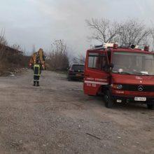 kozan.gr: Κοζάνη: Φωτιά σε ξερά κλαδιά πίσω από τις αποθήκες του ΟΣΕ Κοζάνης – Άμεση επέμβαση της πυροσβεστικής και του χωματουργικού μηχανήματος της Πολιτικής Προστασίας του Δήμου Κοζάνης (Βίντεο & Φωτογραφίες)