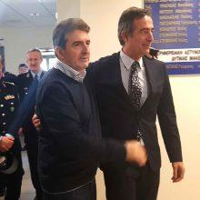 Ο βουλευτής Κοζάνης Στάθης Κωνσταντινίδης για τη σημερινή επίσκεψη του Yπουργού Προστασίας του Πολίτη Μιχάλη Χρυσοχοΐδη (Φωτογραφίες)