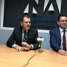 """kozan.gr: Tι απάντησε, πολύ προσεκτικά, ο Ν. Παναγιωτόπουλος (Υπουργός Εθνικής Άμυνας), από την Κοζάνη, στο ενδεχόμενο η Τουρκία να ξεπεράσει τις κόκκινες γραμμές: """"Δεν είναι καλή ιδέα να κάνουμε τέτοιου είδους ερωτήσεις. Τι θέλετε να μεταδοθεί στη γείτονα χώρα τι θα κάνουν οι ένοπλες δυνάμεις με το """"ν"""" και το """"σ"""" αύριο; Προς Θεού. Θα κάνουμε ό,τι χρειαστεί…και ό,τι χρειαστεί σημαίνει ότι εξετάζουμε όλα τα σενάρια, ασφαλώς κι αυτό της στρατιωτικής εμπλοκής"""" (Βίντεο)"""