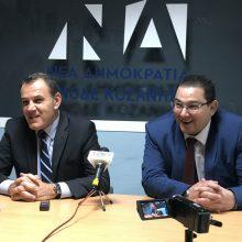 "kozan.gr: Ν. Παναγιωτόπουλος (Υπουργός Εθνικής Άμυνας) από την Κοζάνη: ""Η δική μου άποψη είναι ότι δεν πρέπει να αποδυναμωθεί στρατιωτικά κι η Δ. Μακεδονία. Ενδεχομένως κι υπό συγκεκριμένες συνθήκες θα μπορούσε να ενισχυθεί"" (Bίντεο)"