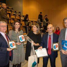 Υπογραφή της ανανέωσης του συμφώνου συνεργασίας μεταξύ του Τμήματος Επικοινωνίας και Ψηφιακών Μέσων του Πανεπιστημίου Δυτικής Μακεδονίας και του Γαλλικού Ινστιτούτου Θεσσαλονίκης (Φωτογραφίες)