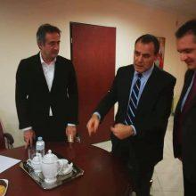 Συμμετοχή του βουλευτή Ν. Κοζάνης Στάθη Κωνσταντινίδη στην επίσκεψη του Υπουργού Εθνικής Άμυνας Νίκου Παναγιωτόπουλου στην Περιφέρεια Δυτικής Μακεδονίας