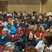 "kozan.gr: Πτολεμαΐδα: Πραγματοποιήθηκε, το βράδυ του Σαββάτου 25/1, η παρουσίαση του βιβλίου του Χάρη Τσιρκινίδη ""Το κόκκινο ποτάμι"" (Bίντεο & Φωτογραφίες)"