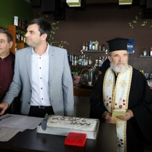 kozan.gr: Μεταξύ φίλων και μελών, έκοψε τη πίτα, το μεσημέρι της Κυριακής 26 Ιανουαρίου, στο Ναυτικό Όμιλο Κοζάνης, το ΤΕΕ τμήμα Δυτικής Μακεδονίας (Φωτογραφίες & Βίντεο)