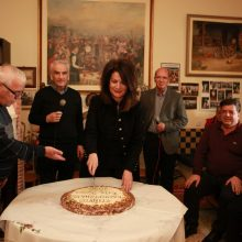 kozan.gr: Με πάρα πολλά κασμέρια, οι «Κασμιρτζήδις» έκοψαν, το μεσημέρι της Κυριακής 26/1, την πίτα τους (40 Φωτογραφίες & Βίντεο 7′)