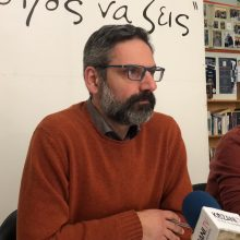 "kozan.gr: Λ. Ιωαννίδης: ""Για 1η φορά τα τελευταία 5 χρόνια έγινε μια μεθοδική δουλειά για την παραχώρηση του Στρατοπέδου Μακεδονομάχων. Να πιάσουν το νήμα από 'κει που το αφήσαμε. Μην απεμπολήσουν αυτό το οποίο κατακτήθηκε"" (Βίντεο)"
