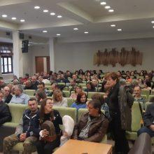 kozan.gr: Δεν θα είναι εκ νέου υποψήφιος για την προεδρία του Συλλόγου Δημοτικών Υπαλλήλων Ν. Κοζάνης ο Γ. Χριστοφορίδης (Φωτογραφίες & Βίντεο από τη σημερινή Εκλογοαπολογιστική Γενική Συνέλευση)