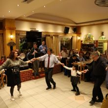 kozan.gr: Την ετήσια συνεστίαση, πραγματοποίησε το βράδυ της Παρασκευής 31 Ιανουαρίου, ο Σύλλογος Ηπειρωτών Κοζάνης (30 Φωτογραφίες & Βίντεο 4′)