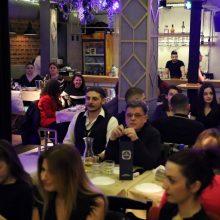 kozan.gr: Κρητικό γλέντι και κοπή πίτας πραγματοποίησε, το βράδυ της Παρασκευής 31/1, ο Σύλλογος Κρητών Π.Ε. Κοζάνης «Η Μεγαλόνησος» (18 Φωτογραφίες & Βίντεο 5′)