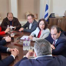kozan.gr: Πτολεμαίδα: To Δήμαρχο Εορδαίας, Π. Πλακεντά, επισκέφτηκε, το μεσημέρι της Κυριακής 2/2 , ο βουλευτής και τομεάρχης εσωτερικών του ΣΥΡΙΖΑ Χρήστος Σπίρτζης (Βίντεο)