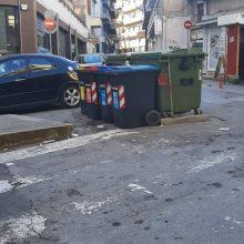 Δήμος Κοζάνης: Πλήρης ομαλοποίηση της αποκομιδής ανακυκλώσιμων υλικών