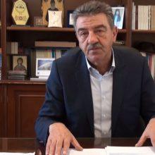 """""""Φυσικό Αέριο"""" ώρα μηδέν – Δυσαρέσκεια για τις εξελίξεις – Απειλεί με παραίτηση ο Δήμαρχος Γρεβενών (Bίντεο)"""