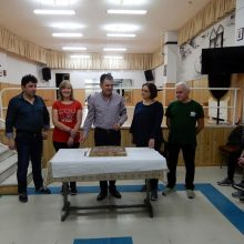 Eκδήλωση για την κοπή της πρωτοχρονιάτικης πίτας του χορευτικού τμήματος πραγματοποίησε ο Σύλλογος Γρεβενιωτών Κοζάνης ο «ΑΙΜΙΛΙΑΝΟΣ» (Φωτογραφίες)