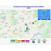 Δράσεις για την παρακολούθηση της ποιότητας του ατμοσφαιρικού αέρα στο Δήμο Κοζάνης