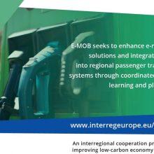 Πανεπιστήμιο Δυτικής Μακεδονίας | 1η Διαπεριφερειακή Συνάντηση για το έργο E-MOB, Interreg Europe.