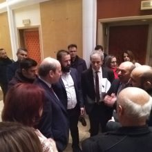 """kozan.gr: Πτολεμαίδα: Κ. Χατζηδάκης σε αντιπροσωπεία κατοίκων της Ακρινής για το θέμα της μετεγκατάστασης: """"Δεσμεύομαι ότι θα έρθω επί τόπου για να αποκτήσω προσωπική αντίληψη για τα προβλήματα του χωριού"""" (Φωτογραφίες)"""