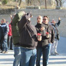 kozan.gr: Περισσότεροι από 200 περιστερά(ϊ)δες, απ' όλη την Ελλάδα, βρέθηκαν το πρωί της Κυριακής 9/2, στην Κοζάνη, συμμετέχοντας στη γιορτή πετάγματος περιστεριών, που διοργάνωσε ο Σύλλογος Θεαματικών Περιστεριών Κοζάνης (Βίντεο & Φωτογραφίες)