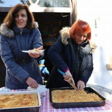 kozan.gr: Την πρωτοχρονιάτικη πίτα έκοψε η Οικολογική Κίνηση Κοζάνης, το πρωί της Κυριακής 9 Φεβρουαρίου, στο εξωκλήσι του ψηλού Αι Λια. (Βίντεο & Φωτογραφίες)