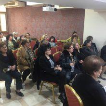 50 μέλη-φίλοι της Ένωσης Ποντίων Κυριών Δυτικής Μακεδονίας «Η ΜΝΗΜΗ» συμμετείχαν στην 1η Γ.Σ της Ένωσης