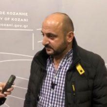 """kozan.gr: Ο πρόεδρος της Ακρινής Θεοχάρης Καζαντζίδης για το θέμα της μετεγκατάστασης του οικισμού, μετά τη συνάντηση με τον Υπουργό Ενέργειας Κ. Χατζηδάκη: """"Δεν πήραμε κάποια σαφή απάντηση για το τι θα γίνει με την Ακρινή """" (Βίντεο)"""