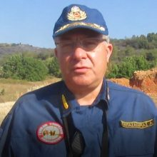 kozan.gr: Αποστρατεύθηκε, με το βαθμό του Υποστρατήγου, ο μέχρι πρότινος περιφερειακός διοικητής της Πυροσβεστικής Δυτικής Μακεδονίας Αρχιπύραρχος Ανδρέας Παπαζαχαρίας