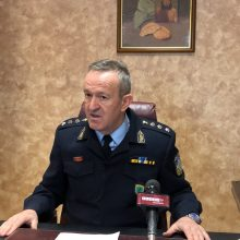kozan.gr: Από 1 έως 7 Απριλίου, στην Π.Ε. Κοζάνης, ελέγχθηκαν 3679 οδηγοί αυτοκινήτων και 235 επιβάτες, καθώς και 2534 πεζοί  – Βεβαιώθηκαν 48 παραβάσεις σε πολίτες που δεν είχαν την προβλεπόμενη από το Νόμο άδεια για τη μετακίνησή τους (Hχητικό)