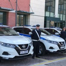 kozan.gr: Τα πρώτα 6 αστυνομικά οχήματα, από τα 27 συνολικά, παρέλαβε, το μεσημέρι της Τρίτης 11 Φεβρουαρίου η Διεύθυνση Αστυνομίας Κοζάνης (Βίντεο & Φωτογραφίες)