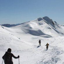 Ο Ε.Ο.Σ. Κοζάνης διοργανώνει την Κυριακή 16.2.2020 ορειβατική διαδρομή στο Γράμμο – Δρακόλιμνη Γκιστόβα