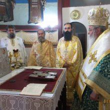 """Μητροπολίτης Σερβίων και Κοζάνης κ. Παύλος στην ι. πανήγυρη του Αγίου Βλασίου στην Ίμερα: """"Η πίστη μας είναι απλή, γιατί ο Θεός είναι απλός"""" (του παπαδάσκαλου Κωνσταντίνου Ι. Κώστα)"""