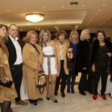 Με απόλυτη επιτυχία στέφθηκε το Φιλανθρωπικό Gala του Συνδέσμου Γουνοποιών Καστοριάς για τη στήριξη του Οργανισμού Make a Wish, Κάνε μια Ευχή Ελλάδας (Φωτογραφίες)