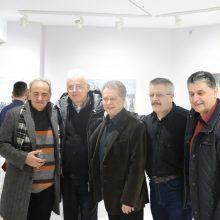 kozan.gr: Κοζάνη: Εγκαινιάσθηκε, το βράδυ του Σαββάτου 15/2,  η ατομική έκθεση ζωγραφικής του Σωτήρη Λιούκρα με τίτλο «Αναδρομή: 2010-2020»(Φωτογραφίες & Βίντεο)
