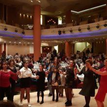 kozan.gr: Πολύ κέφι στον Αποκριάτικο χορό της Θρακικής Εστίας Εορδαίας, το βράδυ του Σαββάτου 15 Φεβρουαρίου (Φωτογραφίες & Βίντεο)