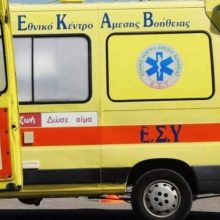 kozan.gr: Διακομιδή γυναίκας, σε σοβαρή κατάσταση, από το Μαμάτσειο σε νοσοκομείο της Θεσσαλονίκης
