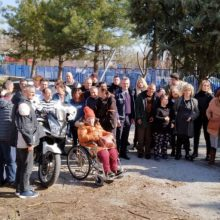 Ευχαριστήριο του κέντρου Επαγγελματικής Κατάρτισης και Αποκατάστασης ΑμεΑ Π.Ε. Κοζάνης «Ειδικό Εργαστήρι Κοζάνης» και του ΚΔΑΠμεΑ του Δήμου Κοζάνης προς την ένωση αστυνομικών υπαλλήλων Κοζάνης