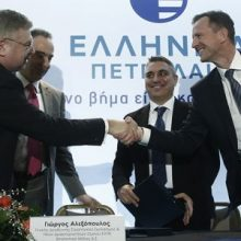 Υπογράφτηκε η συμφωνία ΕΛΠΕ – Juwi για το μεγαλύτερο φωτοβολταϊκό πάρκο στην Κοζάνη – Στόχος τα 600 MW ως το 2025
