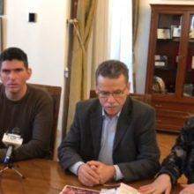 kozan.gr: Κοζάνη: Συνέντευξη τύπου για το πρόγραμμα των αποκριάτικων εκδηλώσεων 2020 παραχώρησε το πρωί της Τρίτης 18/2 ο Δήμαρχος Κοζάνης Λ. Μαλούτας, η Αντιδήμαρχος Πολιτισμού Ε. Κοϋμτζίδου κι ο Πρόεδρος του ΟΑΠΝ Ζ. Μάρας (Βίντεο)