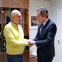 O Στάθης Κωνσταντινίδης για την προσθήκη νέας πτέρυγας Χειρουργικού και Παθολογικού τομέα στο Μαμάτσειο Νοσοκομείο Κοζάνης