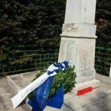Πτολεμαίδα: Ετήσιο μνημόσυνο, το Σάββατο 22/2, υπέρ των πεσόντων, κατά την εκτέλεση του καθήκοντος Αστυνομικών